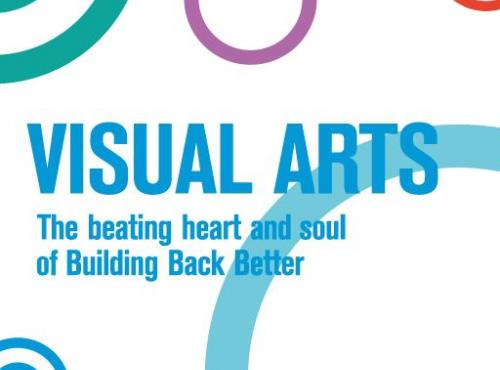 APDIG and CVAN launch report into visual arts