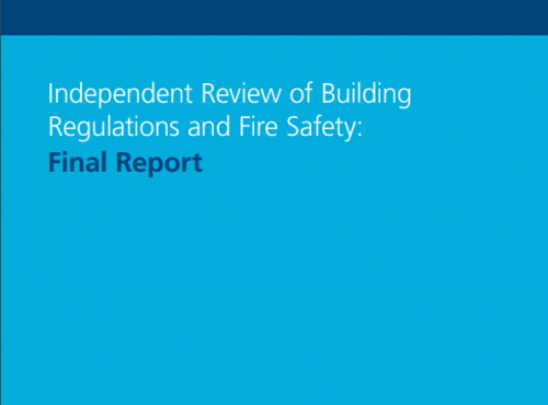 WSBF hosts fire safety discussion with Dame Judith Hackitt