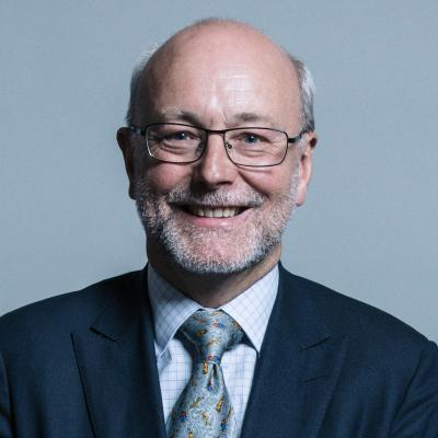 A photograph of Alex Cunningham MP